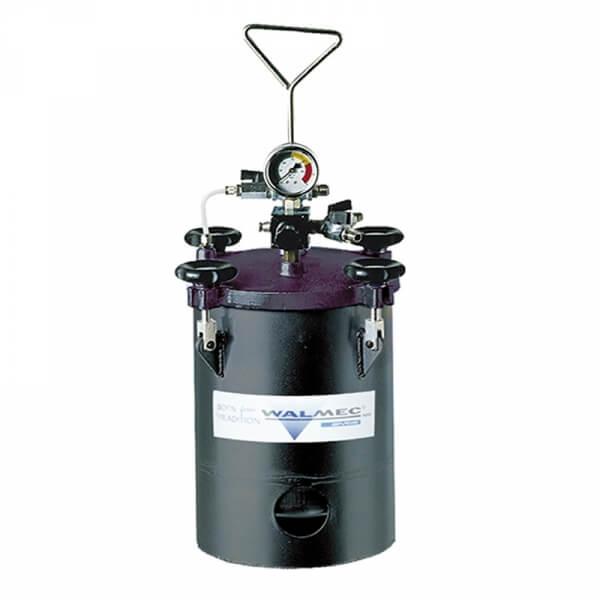 Красконагнетательный бак Asturomec SSP 10PL (10 л) Walmec