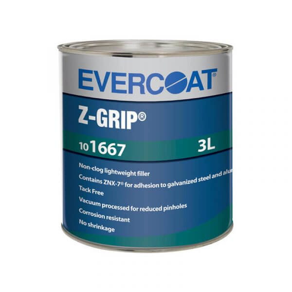 Легкая наполняющая шпатлевка Evercoat Z-Grip (3 л)