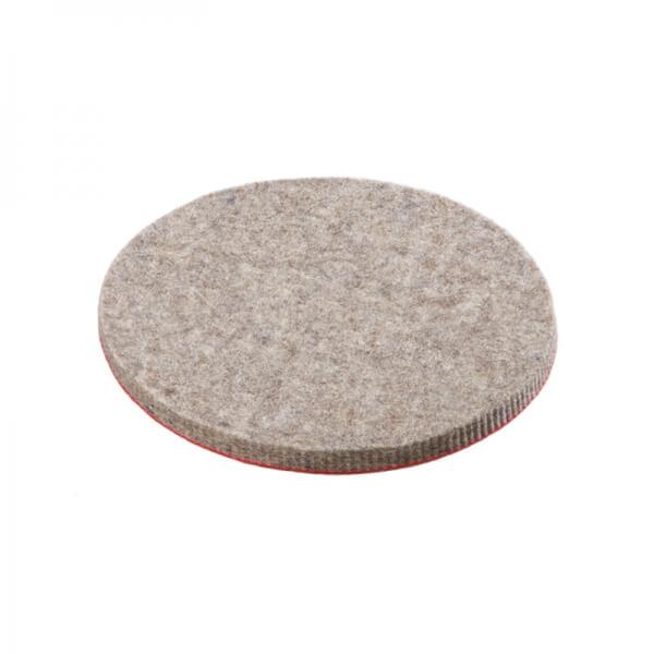 Полировальный диск из натурального войлока FLEX FP D125 S VE5