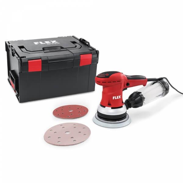 Набор с эксцентриковой шлифовальной машинкой FLEX ORE 150-5 SET