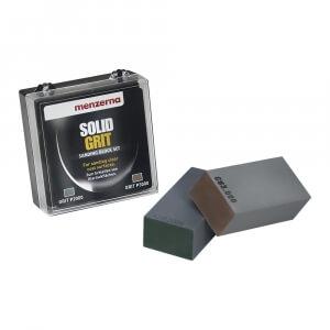 Набор шлифовальных блоков Menzerna Solid Grit 60 x 30 x 20 мм