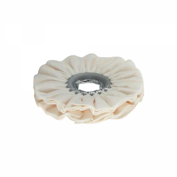 Полировальный хлопковый диск FLEX 100 мм