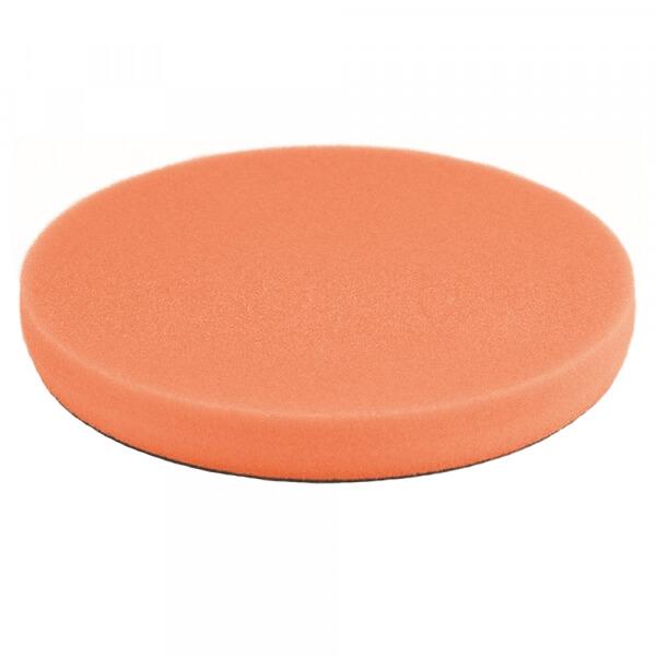 Полировальный диск средней жесткости FLEX 200 мм оранжевый