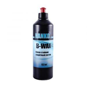 Супер стойкий защитный состав HANKO B-WAX (500 мл)