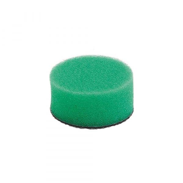 Сверхтвердый поролоновый полировальный диск FLEX 40 мм зеленый