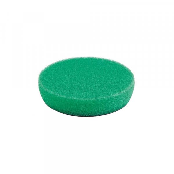 Сверхтвердый поролоновый полировальный диск FLEX 80 мм зеленый