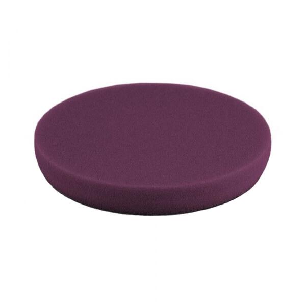Твердый поролоновый полировальный диск FLEX 160 мм фиолетовый
