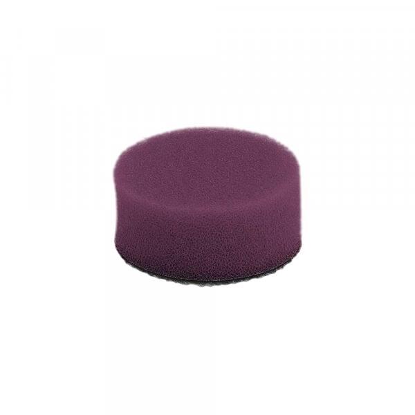 Твердый поролоновый полировальный диск FLEX 40 мм фиолетовый