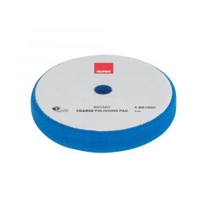 Жесткий поролоновый полировальный диск RUPES ROTARY 150 мм синий