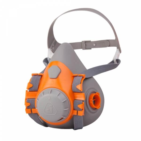 Газовые полумаски JETA SAFETY 6500 (без фильтров)