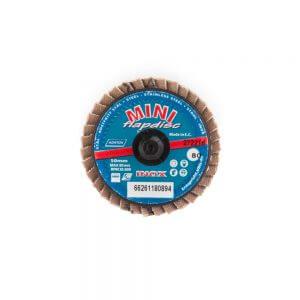 Быстросъемные лепестковые мини-диски NORTON MINI-FLAP 50 мм