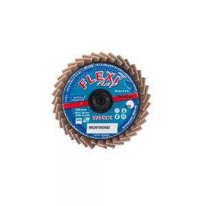 Быстросъемные лепестковые мини-диски NORTON MINI-FLEXI 50 мм