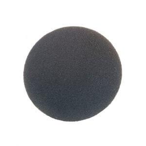 диск Bibielle DCR ZIRCONIUM 76 мм черный