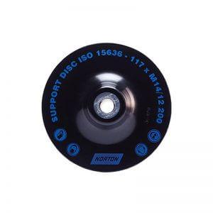 Диск-подошва для фибровых дисков NORTON 125 x 22 мм