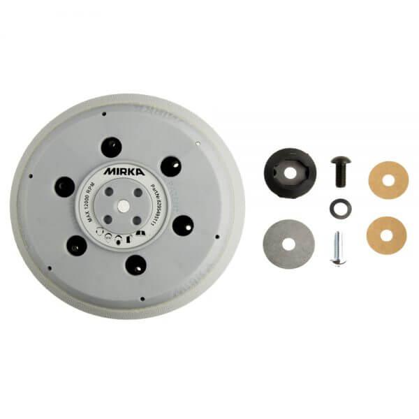 Жесткая диск-подошва MIRKA ABRANET 150 мм, 15 отв.