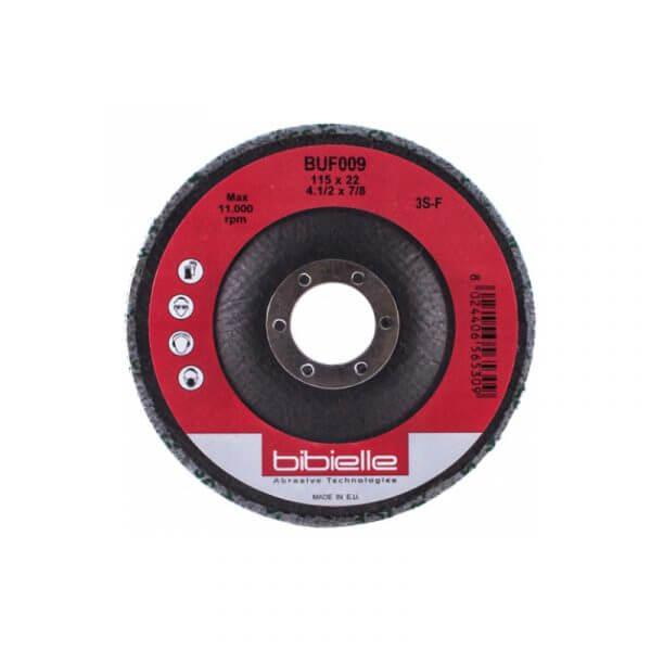 Диски из прессованного волокна Bibielle BUF 115 x 22 мм