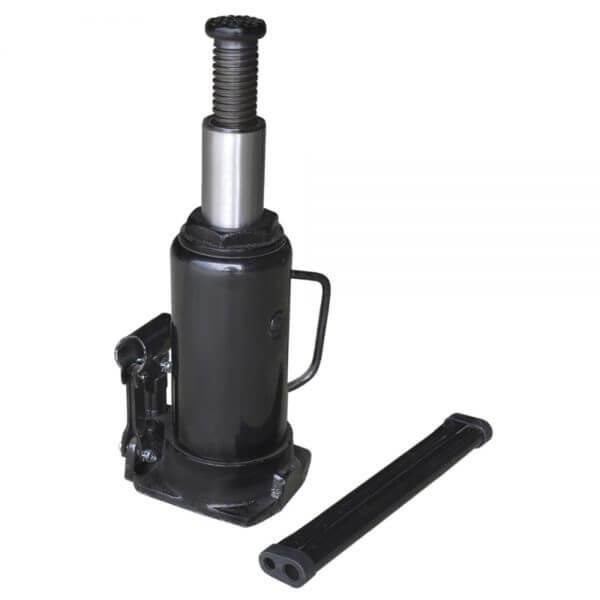 Домкрат гидравлический бутылочного типа WDK-81120 на 12 т