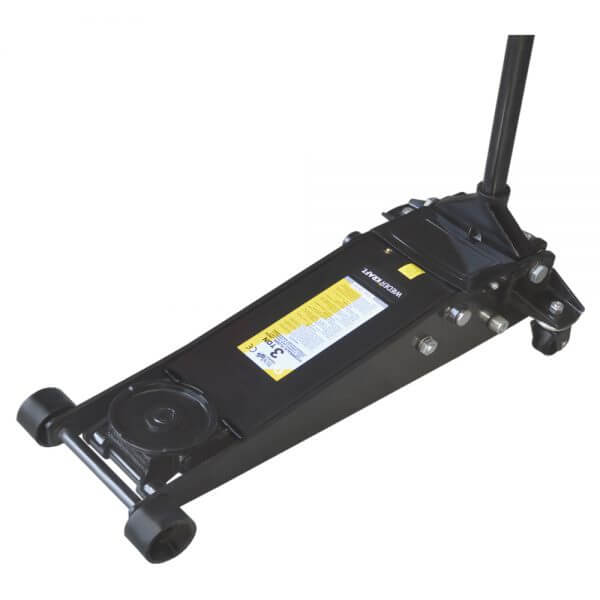 Домкрат гидравлический подкатной WDK-80595