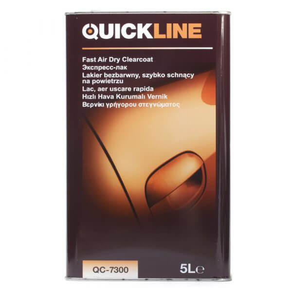 Экспресс-лак Quickline QC-7300 (5 л)