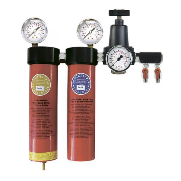 Фильтр-группа JETA PRO JAC6002 для очистки воздуха