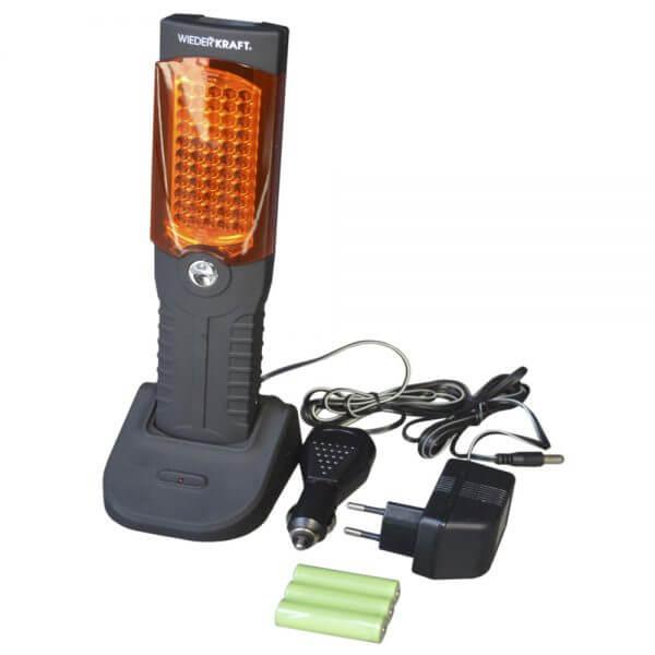 Светодиодный аккумуляторный фонарь WDK-65514
