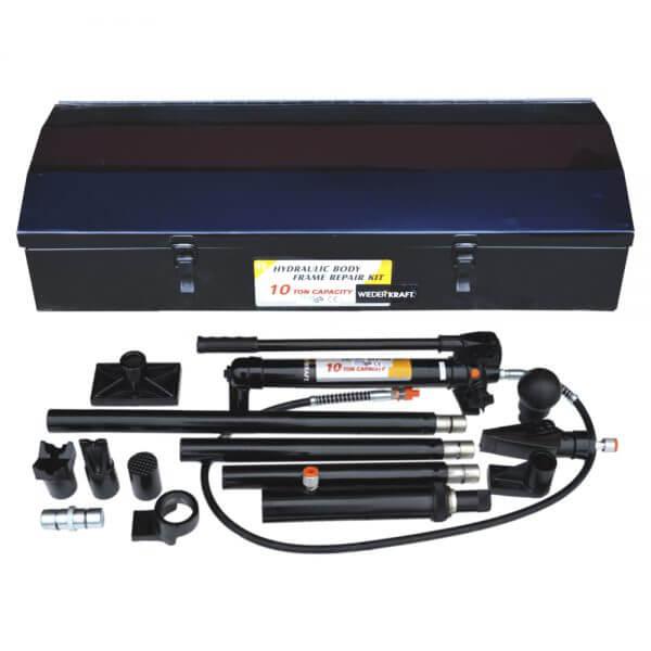 Гидравлический набор для кузовного ремонта WDK-87110