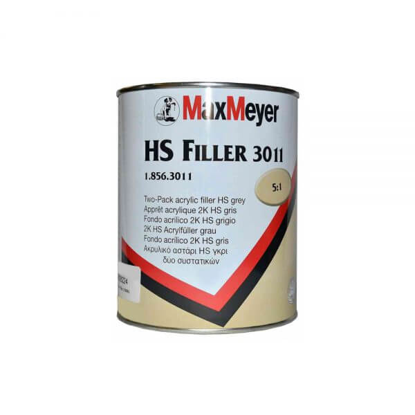 Грунт-наполнитель MaxMeyer HS FILLER 3011 (1 л)