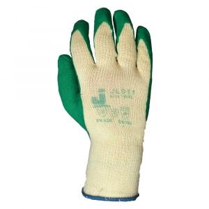 Трикотажные перчатки с латексным покрытием JETA PRO JL011