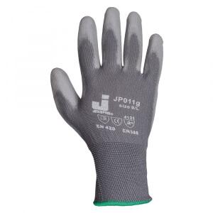 Защитные перчатки c полиуретановым покрытием JETA SAFETY JP011g