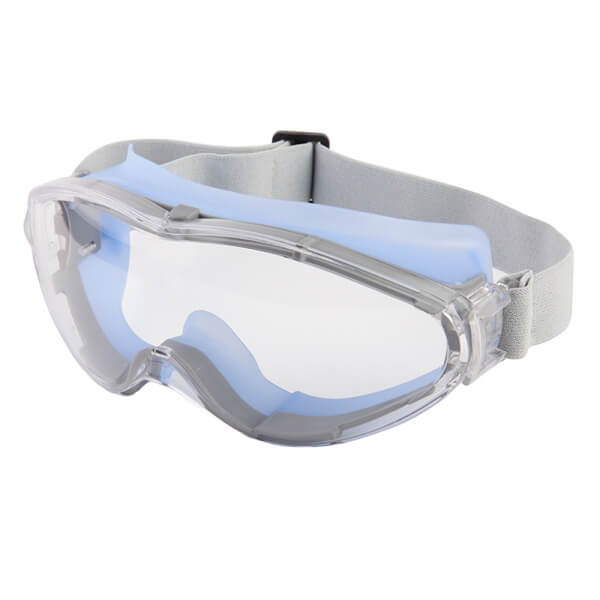 Защитные очки-полумаска прозрачные JETA SAFETY JSG04