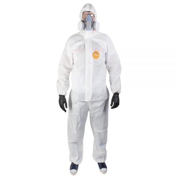 Комбинезоны защитные ZVG Tritex Pro (одноразовые), цвет белый