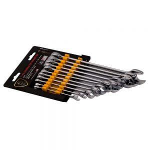Комплект комбинированных ключей BOVIDIX 0690311 (11 шт.)
