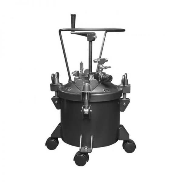 Красконагнетательный бак с манометром GATX GP-2621T (10 л)