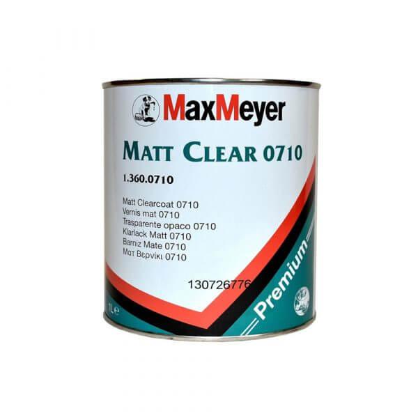 Лак матовый MaxMeyer MATT CLEAR 0710 (1 л)
