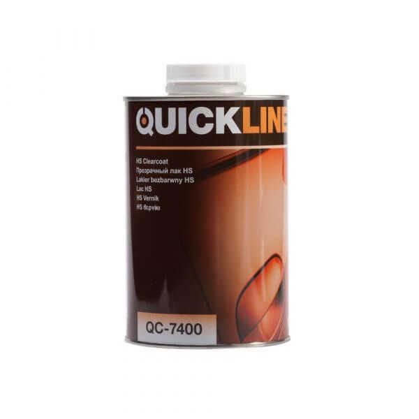 Лак прозрачный Quickline HS QC-7400 (1 л)