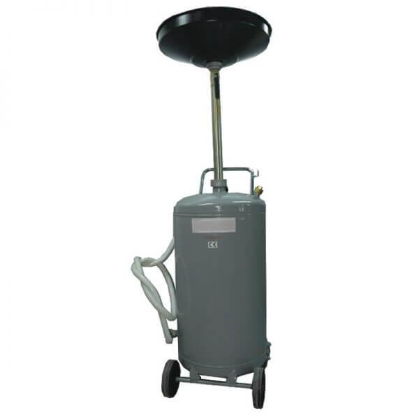 Мобильная установка для слива отработанного масла WDK-89458