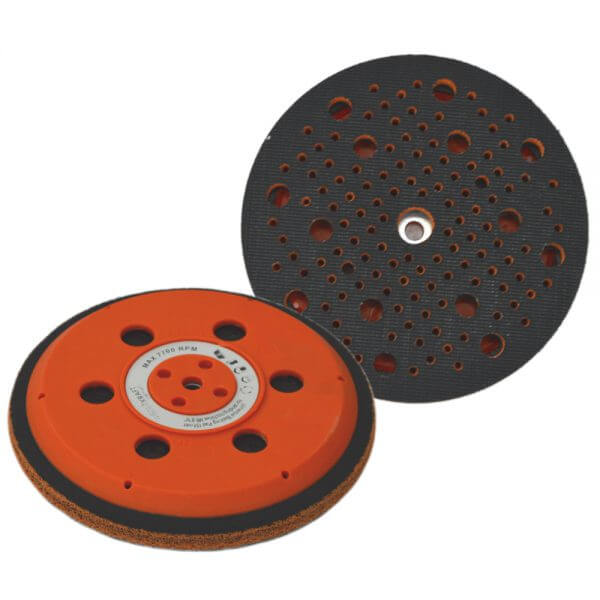 WDK-1424 мягкая диск-подошва 150 мм, 135 отв.