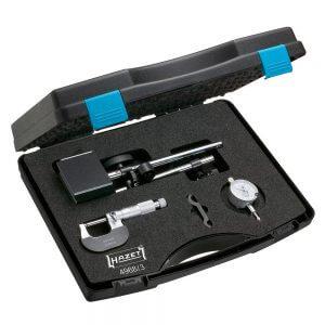 Набор для проверки тормозных дисков HAZET 4968/3