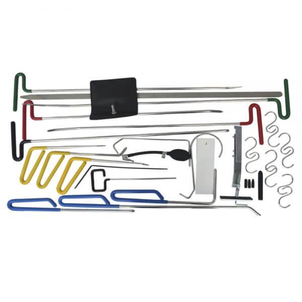 Набор крюков PDR для удаления вмятин WDK-65214