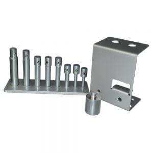 Набор оправок для выпрессовки сайлентблоков WDK-80008