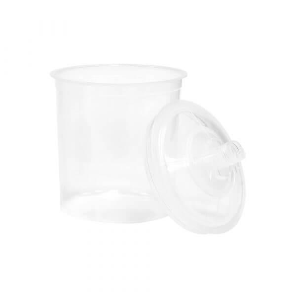 Одноразовый пластиковый бачок JETA PRO 596600 (0,6 л)
