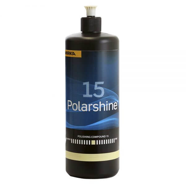 Полировальная паста MIRKA Polarshine 15 (1 л)