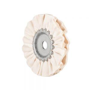 Полировальный диск из жёсткого текстиля PFERD TR 8010-10 TH 80 мм