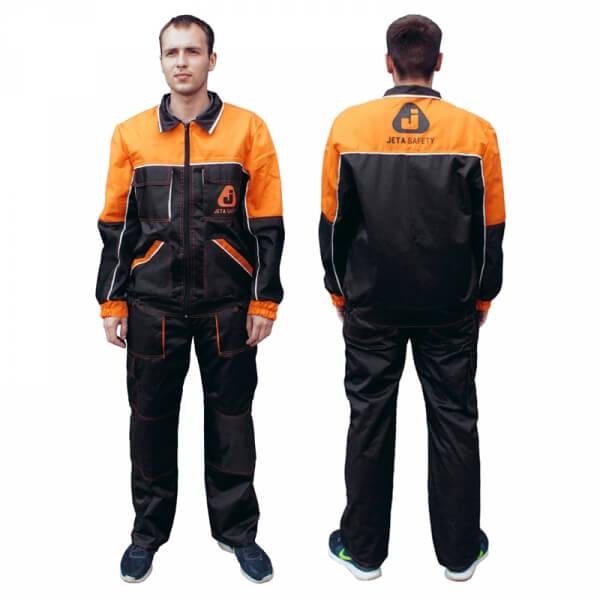 Рабочие костюмы JETA SAFETY 002-2014