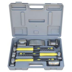Рихтовочный набор WDK-65468 (7 предметов)