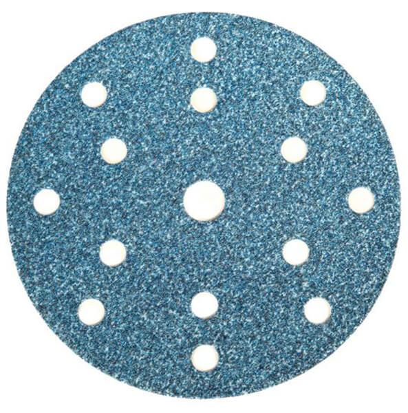 Шлифовальные круги MIRKA BASECUT 150 мм, 15 отв