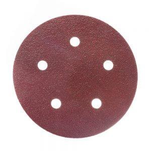 Шлифовальные круги MIRKA COARSE CUT 125 мм, 5 отв.