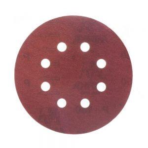 Шлифовальные круги MIRKA COARSE CUT 125 мм, 8 отв.
