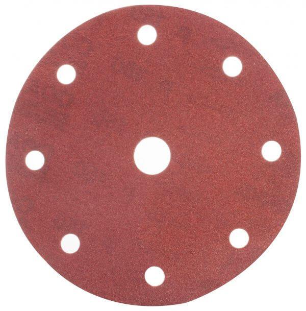 MIRKA COARSE CUT- шлифовальный круг на 9 отверстий