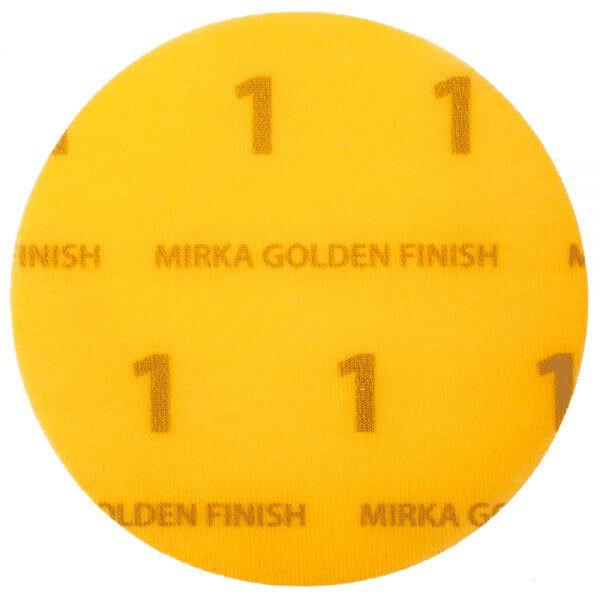 Шлифовальные круги MIRKA GOLDEN FINISH №1 150 мм, без отв.